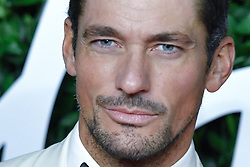 David Gandy attending the Fashion Awards 2019 at the Royal Albert Hall in London, England on December 02, 2019. Photo by Aurore Marechal/ABACAPRESS.COM