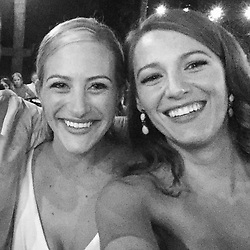 """Blake Lively releases a photo on Instagram with the following caption: """"18 years of your friendship is one of the best gifts I've ever known. So on your birthday, thank you @kelseyrohr You are human sunshine-- who warms the lives of everyone you meet. I love you. HAPPY BIRTHDAY \ud83d\udc95\ud83c\udf89\ud83c\udf82\ud83c\udf6d\ud83c\udf82\ud83c\udf70\ud83c\udf88\ud83c\udf81 \ud83c\udf89\ud83d\udc95"""". Photo Credit: Instagram *** No USA Distribution *** For Editorial Use Only *** Not to be Published in Books or Photo Books ***  Please note: Fees charged by the agency are for the agency's services only, and do not, nor are they intended to, convey to the user any ownership of Copyright or License in the material. The agency does not claim any ownership including but not limited to Copyright or License in the attached material. By publishing this material you expressly agree to indemnify and to hold the agency and its directors, shareholders and employees harmless from any loss, claims, damages, demands, expenses (including legal fees), or any causes of action or allegation against the agency arising out of or connected in any way with publication of the material."""