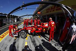July 28, 2017 - Budapest, Hungary - Motorsports: FIA Formula One World Championship 2017, Grand Prix of Hungary, ..#7 Kimi Raikkonen (FIN, Scuderia Ferrari) (Credit Image: © Hoch Zwei via ZUMA Wire)
