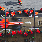 F1 Barcelona Pre-Season Testing 2013