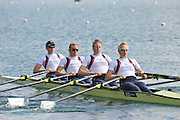 Caversham, Great Britain. GBR W4X Bow  Beth RODFORD, Mel WILSON, Frances HOUGHTON  and Vicky THORNLEY.  2012 GB Rowing World Cup Team Announcement Wednesday  04/04/2012  [Mandatory Credit; /Intersport-images]