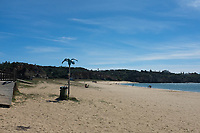 Praia Grande Beach in Ferragudo, Portugal during Lockdown 2012n   Portugal announces when borders will open to Brits including travellers without vaccine photo by Dawn Fletcher Park
