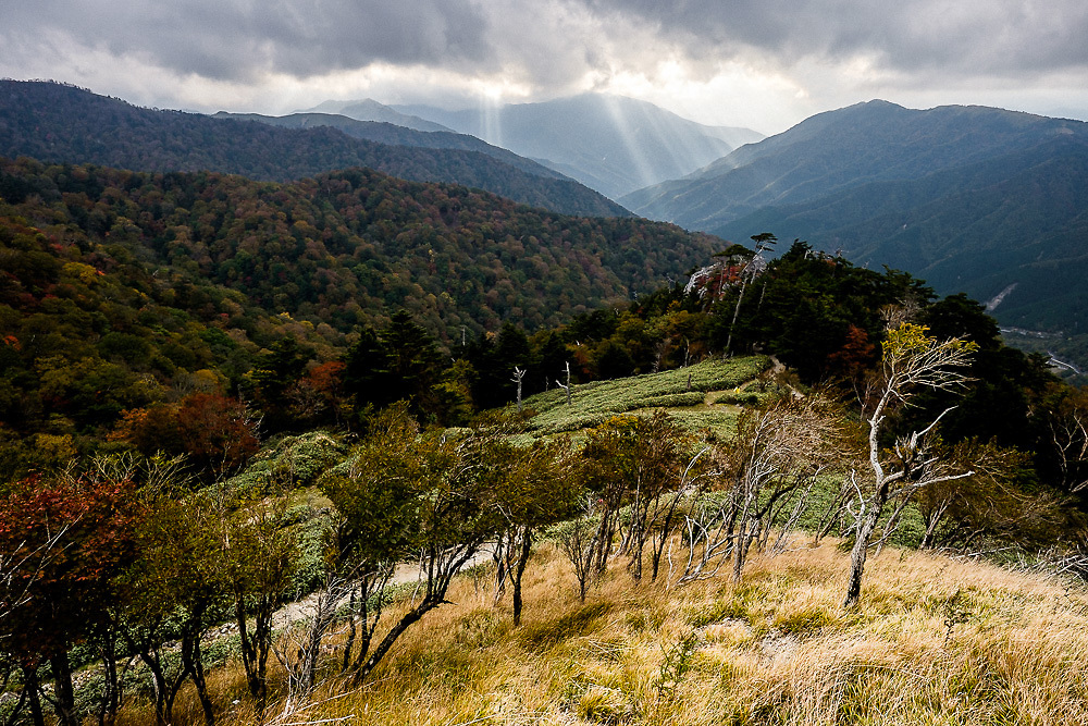 Mt. Tsurugi, Tokushima Prefecture