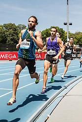 adidas Grand Prix Diamond League Track & Field: Men's 800m, Boris Berian, USA