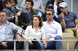 May 29, 2019 - Paris, France, FRANCE - Shirley Bousquet et son compagnon Charles (Credit Image: © Panoramic via ZUMA Press)