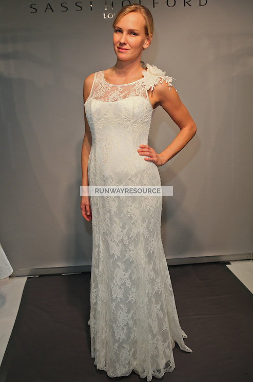 Sassi Holford Bridal Couture New York Bridal Spring 2012