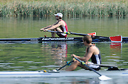 Eton, United Kingdom. Men's lightweight Single Sculls,  Zac PURCHASE winning the A Final at 2011 GBRowing Trials, Dorney Lake. Sunday  17/04/2011  [Mandatory Credit; Peter Spurrier/Intersport-images] Venue For 2012 Olympic Regatta and Flat Water Canoe events.