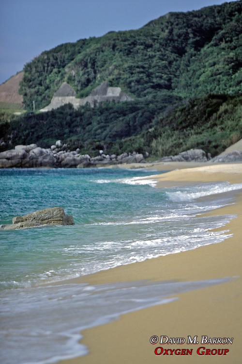 Nagatahama Beach Scenic