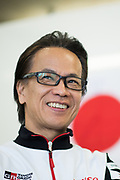 Shigeki Tomoyama<br /> TOYOTA GAZOO  Racing. <br /> Le Mans 24 Hours Race, 11th to 17th June 2018<br /> Circuit de la Sarthe, Le Mans, France.