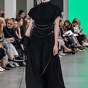 International Fashion Award Show - Fashion Show showcases at Graduate Fashion Week 2019 - Final Day, on 5 June 2019, Old Truman Brewery, London, UK.