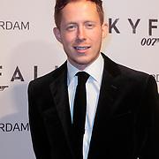 NLD/Amsterdam/20121028 - Inloop premiere nieuwe James Bond film Skyfall , Robert de Hoog