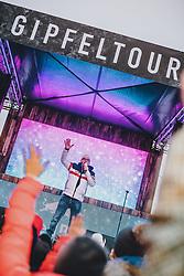 08.01.2020, Goaßstall, Saalbach Hinterglemm, AUT, DJ Oetzi Gipfeltour, im Bild DJ Ötzi // DJ Ötzi during the Opening Concert of the DJ Oetzi Gipfeltour at the Goassstall, Saalbach Hinterglemm on 2020/01/08. EXPA Pictures © 2020, PhotoCredit: EXPA/ JFK