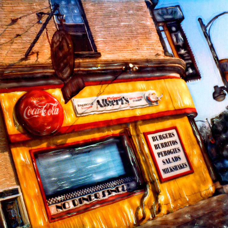 Prince Albert's Diner, London Ontario