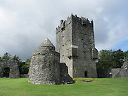 Aughnanure Castle, Oughterard, Co,Galway – c.1490.