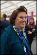 , SUZY MENKESOpening of Frieze art Fair. London. 14 October 2014