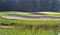 ZEEWOLDE - Golfclub Zeewolde.  ANP COPYRIGHT KOEN SUYK