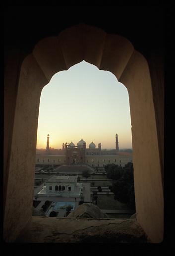 Badshahi Mosque Lahore Punjab Pakistan