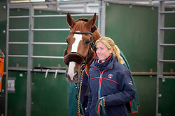 Bechtolsheimer Laura (GBR) - Mistral Hojris<br />