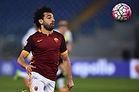 Mohamed Salah Roma <br /> Roma 04-03-2016 Stadio Olimpico, Football Calcio Serie A 2015/2016 AS Roma - Fiorentina.  Foto Andrea Staccioli / Insidefoto