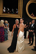 BEATRICE WARRENDER AND Sophie Anderton, Ark Gala Dinner, Marlborough House, London. 5 May 2006. ONE TIME USE ONLY - DO NOT ARCHIVE  © Copyright Photograph by Dafydd Jones 66 Stockwell Park Rd. London SW9 0DA Tel 020 7733 0108 www.dafjones.com