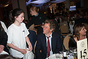 OSSIA NONTOMERIE; DOMINIC WEST, Chickenshed Kensington and Chelsea's Summer Show and Dinner, The Hurlingham club. London. 9 May 2013