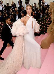 Rosie Huntington-Whiteley attending the Metropolitan Museum of Art Costume Institute Benefit Gala 2019 in New York, USA.