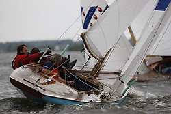 © Sander van der Borch. Warmond, Kaagsoci'teit. THE NETHERLANDS,  July 15th 2008. Kaagweek: Holland- Friesland teamwedstrijden in the Regenboog.
