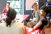 ROTTERDAM, 16-09-2020, Theater Zuidplein<br /> <br /> Koningin Máxima opent woensdagochtend 16 september het nieuwe pand van Theater Zuidplein in Rotterdam. Naast Theater Zuidplein is in dit nieuwe gebouw ook een locatie van Bibliotheek Rotterdam gevestigd. <br /> <br /> Queen Máxima will open the new building of Theater Zuidplein in Rotterdam on Wednesday morning 16 September. In addition to Theater Zuidplein, this new building also houses a Rotterdam Library location.