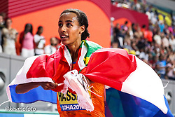 2019 IAAF World Athletics Championships held in Doha, Qatar from September 27- October 6<br /> Day 2<br /> Netherlands womens 10000