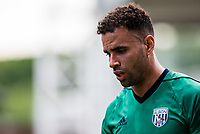 LONDON, ENGLAND - MAY 13:  West Bromwich Albion (4) Hal Robson Kanu during  the Premier League match between Crystal Palace and West Bromwich Albion at Selhurst Park on May 13, 2018 in London, England. MB Media