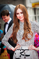 Karen Gillan.<br /> Closing night of EIFF gala screening of Not Another Happy Ending at the Festival Theatre.<br /> ©Michael Schofield.