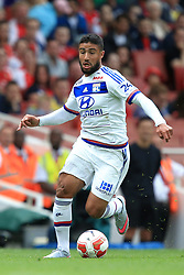 File photo dated 25-07-2015 of Nabil Fekir, Olympique Lyonnais