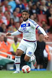 File photo dated 25-07-2015 of Nabil Fekir, Olympique Lyonnais
