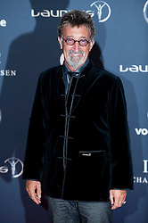 © Licensed to London News Pictures. 06/02/2012. London, UK. Eddie Jordan arriving on the red carpet for the Laureus World Sports Awards 2012. Dozens of sports and Hollywood celebrities arrived in the English capital to attend the event held at the Queen Elizabeth II Conference Centre in the same year that London will host the Olympic Games. Photo credit : Ben Cawthra/LNP