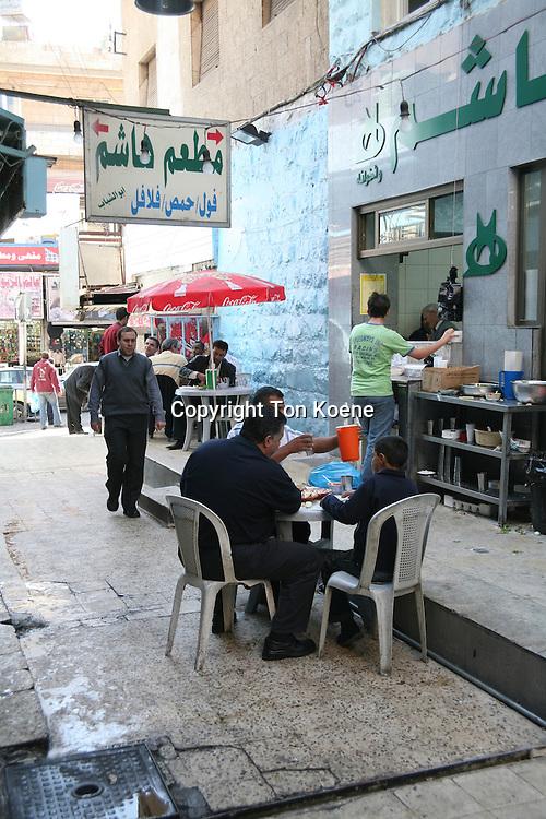 restaurant in Amman, Jordan