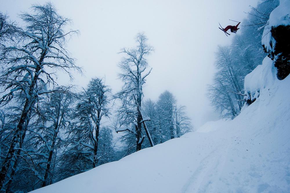 Rider: Julien Lopez  Location: Sochi (Russia)