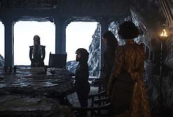 September 1, 2017 - Emilia Clarke, Peter Dinklage, Gemma Whelan, Indira Varma..'Game Of Thrones' (Season 7) TV Series - 2017 (Credit Image: © Hbo/Entertainment Pictures via ZUMA Press)