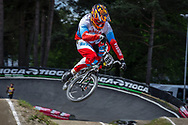 #89 (GALYAMOV Konstantin) RUS during round 3 of the 2017 UCI BMX  Supercross World Cup in Zolder, Belgium,