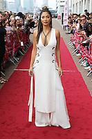 Nicole Scherzinger, The X Factor - London first round auditions, ExCeL London Exhibition Centre, London UK, 19 June 2016, Photo by Richard Goldschmidt