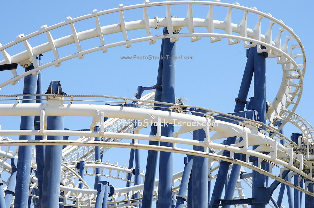 Amusement Park - rollercoaster ride