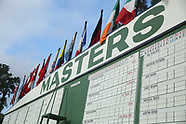 The Masters 2020 Preview Monday