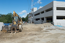 Bridgeport Hospital - Park Avenue Campus Outpatient Center<br /> Architect: Shepley Bulfinch  Contractor: Gilbane Building Company, Glastonbury, CT.<br /> James R Anderson Photography   New Haven CT   photog.com<br /> Date of Photograph: 6 June 2014