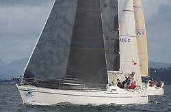 Largs Regatta Festival 2018<br /> <br /> Day 1- CYCA Class 5 , Ubiquity, <br /> <br /> Images: Marc Turner