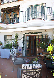 Freddie Starr's house in Mijas, near Fuengirola, southern Spain. The 76-year-old was discovered dead on the floor of his £180,000 townhouse. Starr, who fled to Spain in July 2015 after a libel case loss against a woman who accused him of groping her when she was 15, was found around 3pm. It is not known exactly when Starr died, although the carer who found his lifeless body told police she saw him alive in the morning. She is understood to have returned to the property in the afternoon after failing to reach him on the phone. 10 May 2019 Pictured: Freddie Starr house un mijas spain. Photo credit: MEGA TheMegaAgency.com +1 888 505 6342