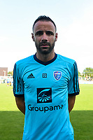 Aurelien Faivre  of Bourg en Bresse during the friendly match between Olympique Lyonnais and Bourg-en-Bresse  on July 8, 2017 in Peronnas, France. (Photo by Philippe Le Brech/Icon Sport)