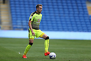 Chris Gunter of Reading in action.  EFL Skybet championship match, Cardiff city v Reading at the Cardiff city stadium in Cardiff, South Wales on Saturday 27th August 2016.<br /> pic by Andrew Orchard, Andrew Orchard sports photography.