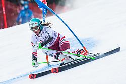 Elisa Moerzinger (AUT) during Ladies' Giant Slalom at 57th Golden Fox event at Audi FIS Ski World Cup 2020/21, on January 17, 2021 in Podkoren, Kranjska Gora, Slovenia. Photo by Vid Ponikvar / Sportida