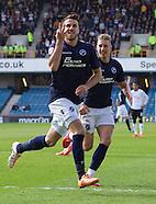 Millwall v Derby County 250415