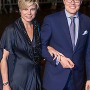 NLD/Scheveningen/20131130 - Inloop concert 200 Jaar Koningrijk der Nederlanden, prins Constantijn en partner prinses Laurentien