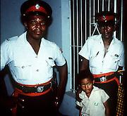 Red Stripe Cops
